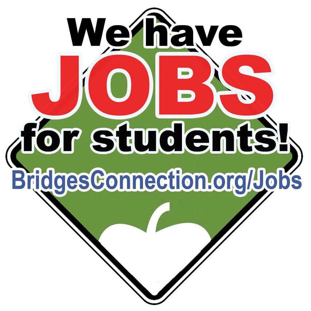 We Have Jobs for Students
