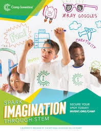 Get Signed up for Camp Invention Now