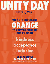 Let's All Wear Orange