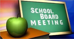 School Board Meeting- Monday, November 23