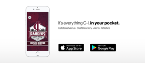 Download the C-I App for Easy Access to Information