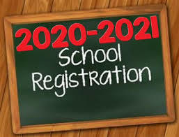 Please Submit 7-12 Grade Registration Forms